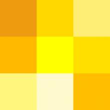 Sognare il colore giallo