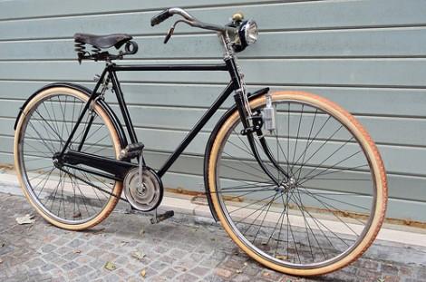 sognare bicicletta