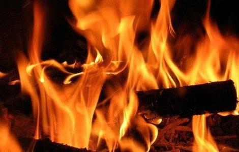 Sognare fuoco, fiamme