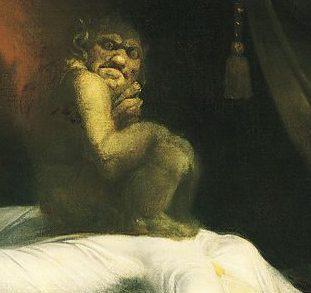 paralisi nel sonno