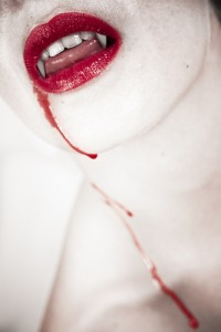 vampiro affascinante