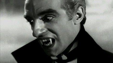 Sognare un vampiro