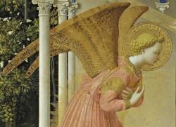 angelo dell'annunciazione