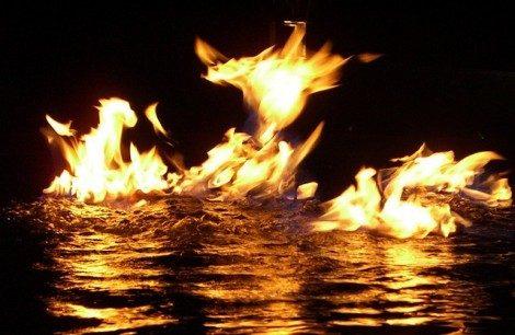 Sognare acqua e fuoco