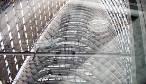 sognare casa di vetro