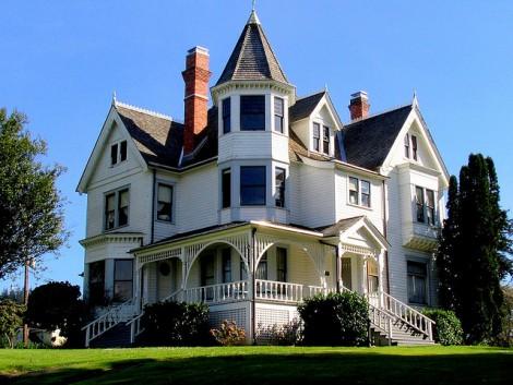 sognare casa grande