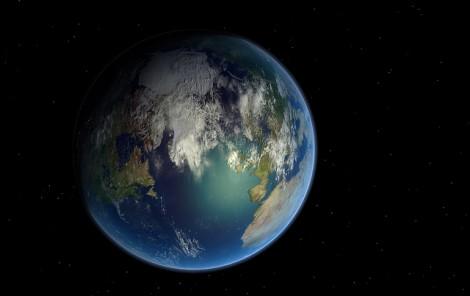 sognare il pianeta terra