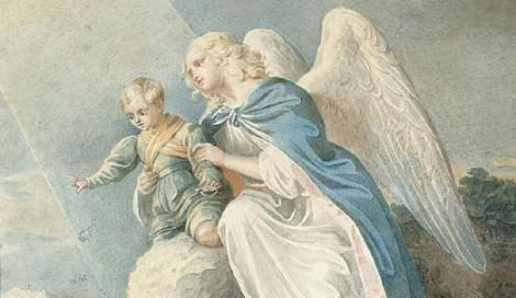 sognare angelo custode