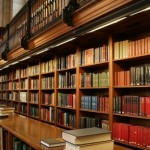 sognare biblioteca