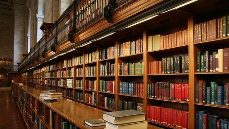 Sognare una biblioteca