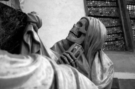 Sognare la morte in persona