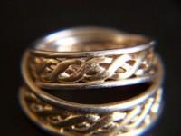 anelli intrecciati