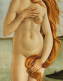 essere nuda