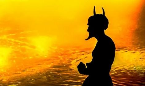 sognare il diavolo, il demonio