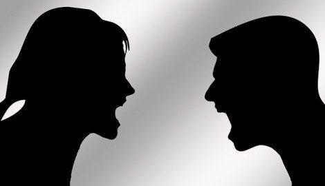 Sognare di litigare con qualcuno