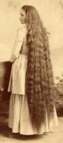 Sognare una persona con i capelli piu lunghi