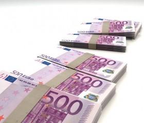sognare tanti soldi, banconote
