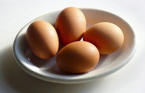 Sognare un uovo, le uova