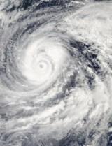 tornado in arrivo, occhio del ciclone
