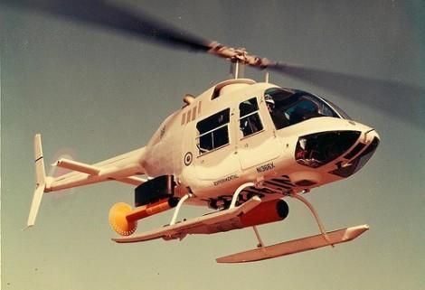 sognare elicottero