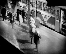 sogno ricorrente: treni e stazioni