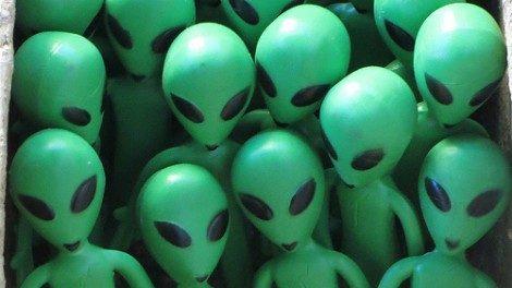 Sognare alieni, ufo, extraterrestri
