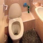 Sognare il bagno, il gabinetto