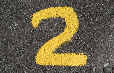 Significato simbolico del numero 2 nei sogni