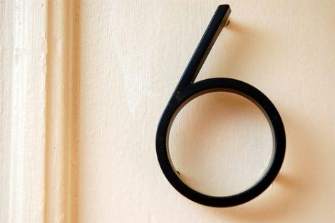 cosa significa sognare il numero 6