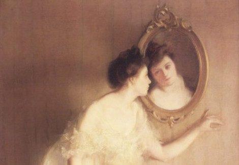 Sognare uno specchio, guardarsi allo specchio