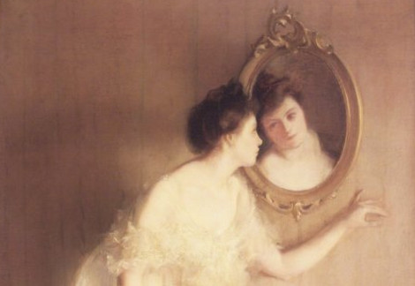 Sognare Costume Da Bagno Bianco : Sognare uno specchio guardarsi allo specchio significato sogni