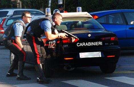 Sognare carabinieri, polizia, agenti, guardie