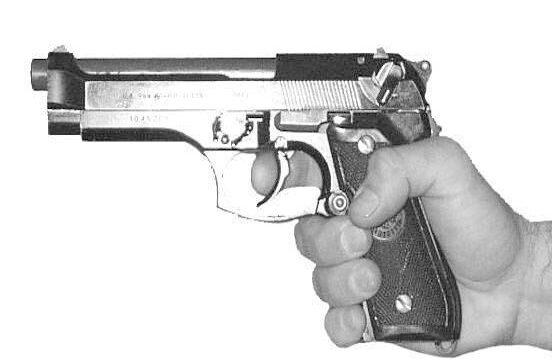 Sognare una pistola, un fucile o altre armi da sparo