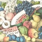 sognare tanta frutta in abbondanza